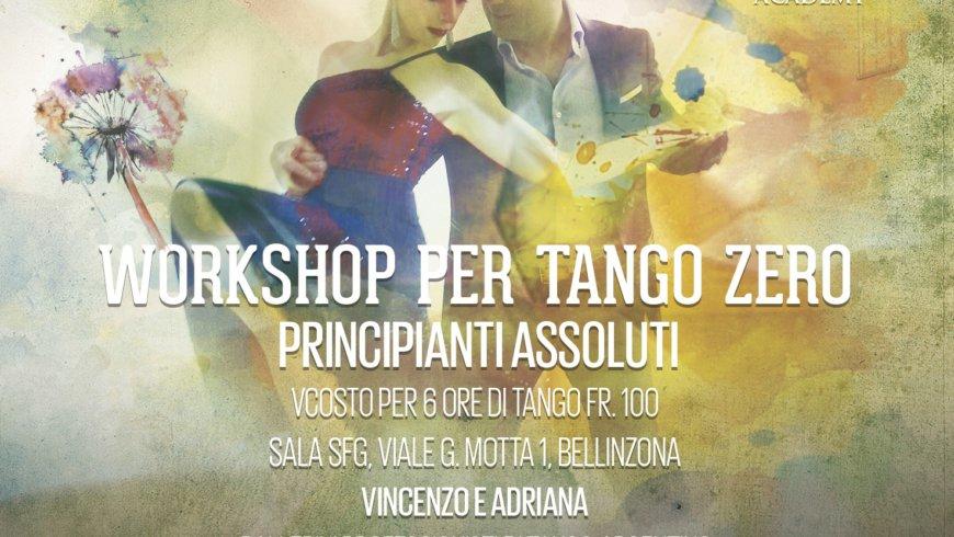 Workshop Tango Zero
