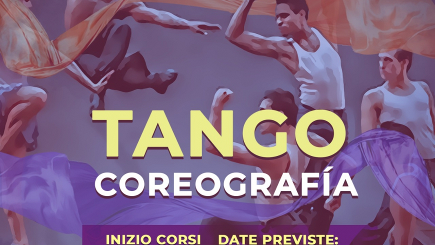 TANGO Scenario/Coreografico