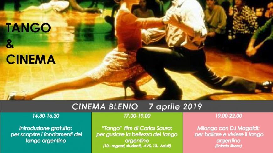 Tango e Cinema (Blenio) / Tango, di Carlos Saura